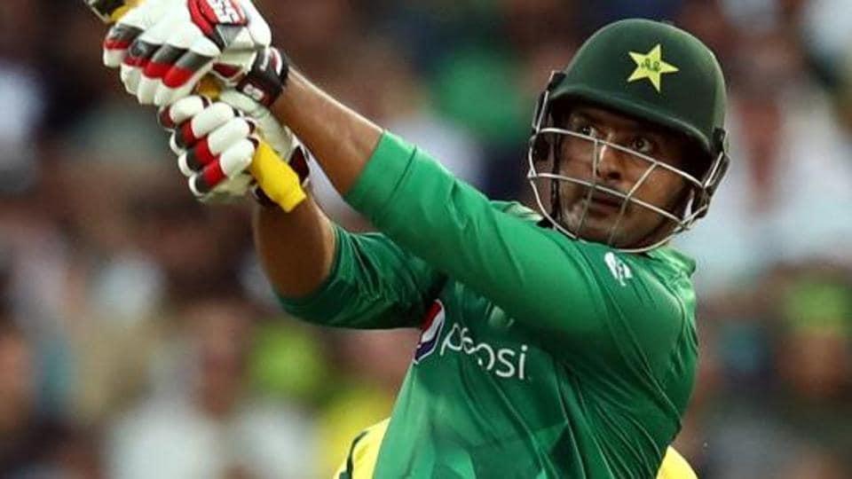 Sharjeel Khan has been accused of spot-fixing in Pakistan Super League.