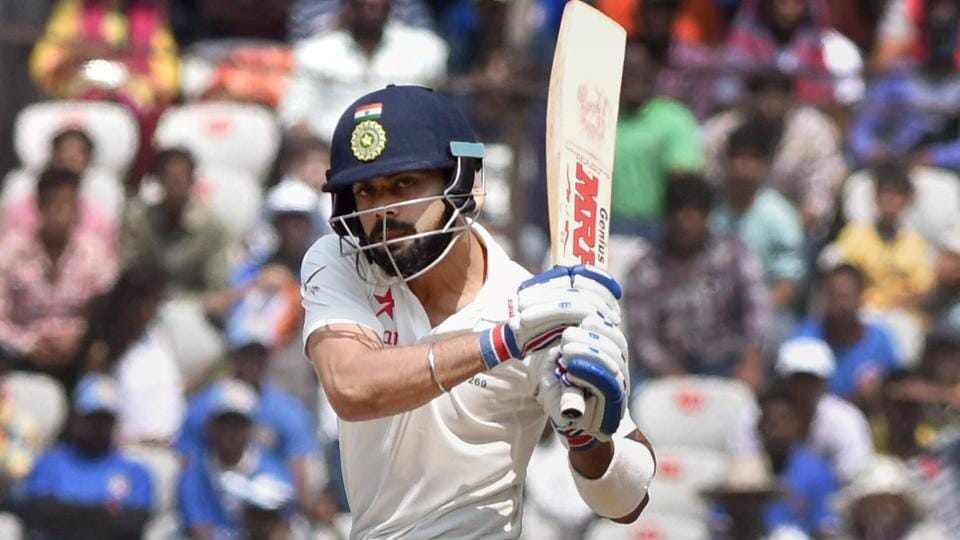 Virat Kohli's batting is something the entire cricketing world looks up to in awe and Bangladesh cricket team skipper Mushfiqur Rahim praised the India cricket team captain during the post-match press interaction after the one-off Test match in Hyderabad.
