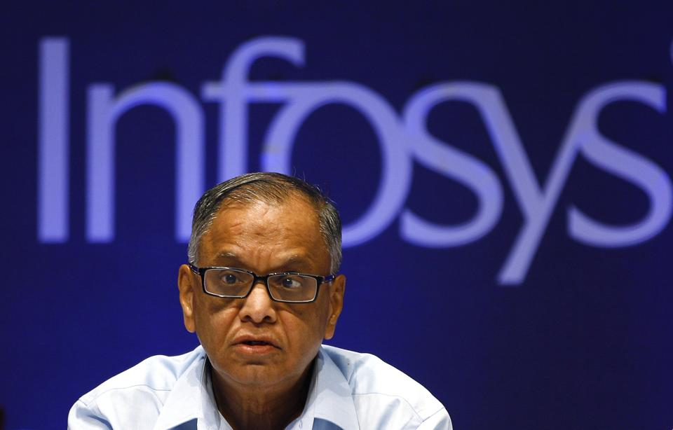 Narayana Murthy,Infosys,Vishal Sikka