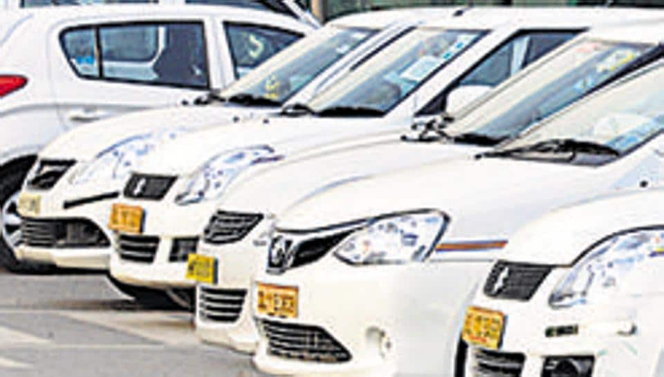 manic monday for delhi commuters ola uber drivers carry on with