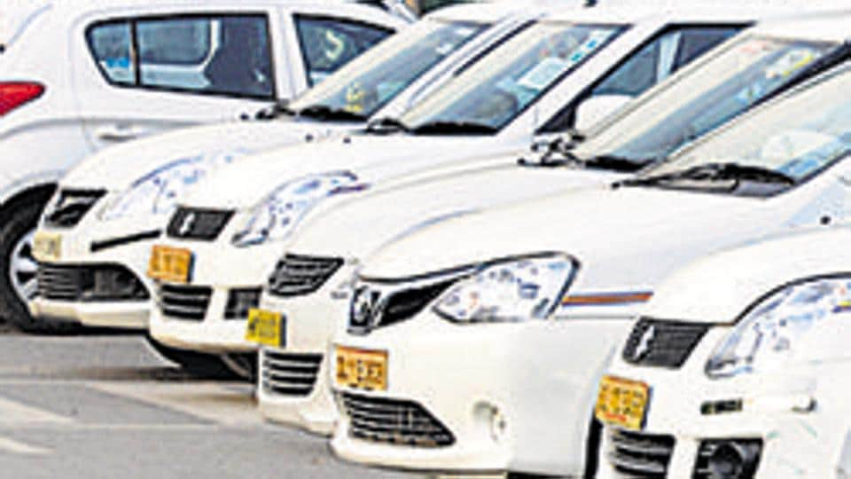 Ola,Uber,Cab protests