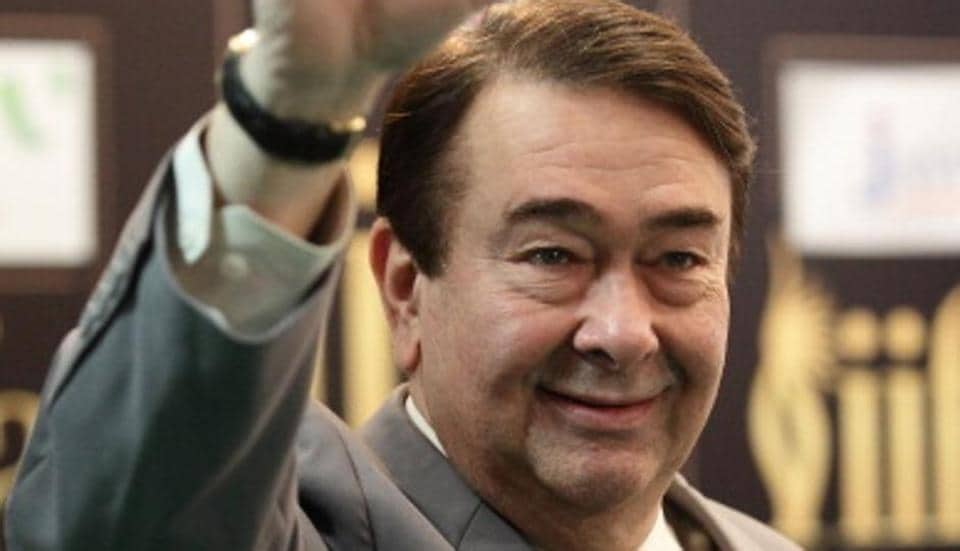Randhir Kapoor,Bollywood,Kapoor Family