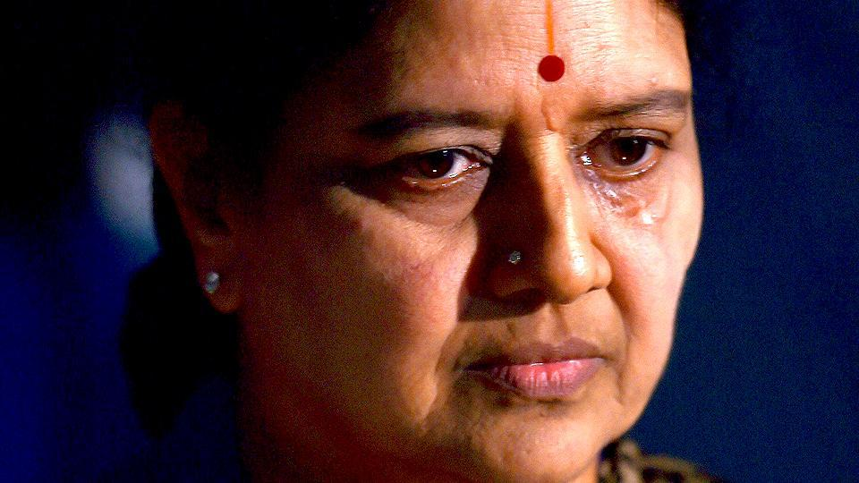 The Supreme Court convicted AIADMK general secretary VK Sasikala in a disproportionate assets case on Tuesday, delivering a blow to her chances of becoming the Tamil Nadu chief minister.
