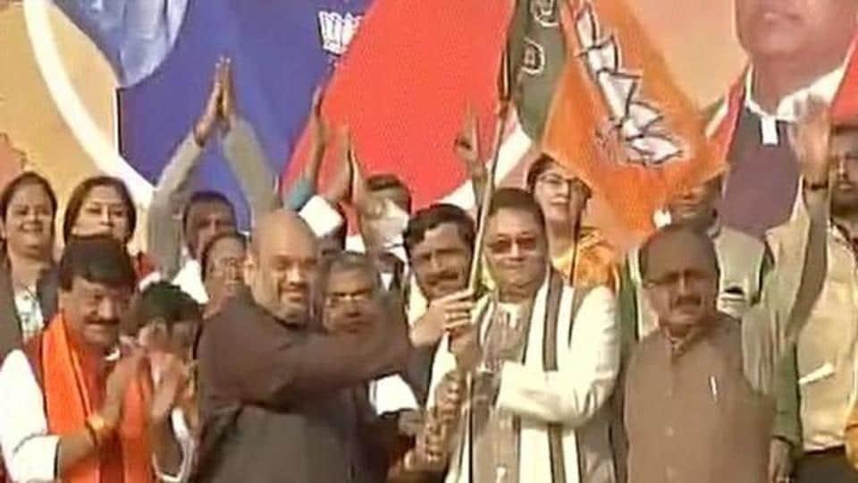 Amartya Sen,BJP,Dilip Ghosh