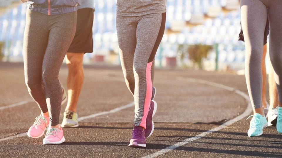 Exercising with friends is one way to make a heart-healthy workout more fun.