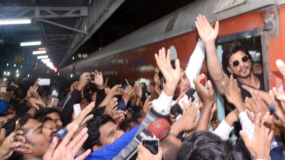 Raees,Shah Rukh Khan,Film promotion