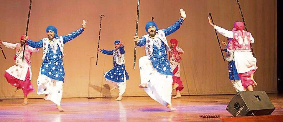 A bhangra performance at a function organised by Desi Matters, a group comprising Indians and Filipinos, to promote Punjabi culture in the Philippines. It is headed by Ravinder Singh, who is among the community leaders concerned over new regulations.
