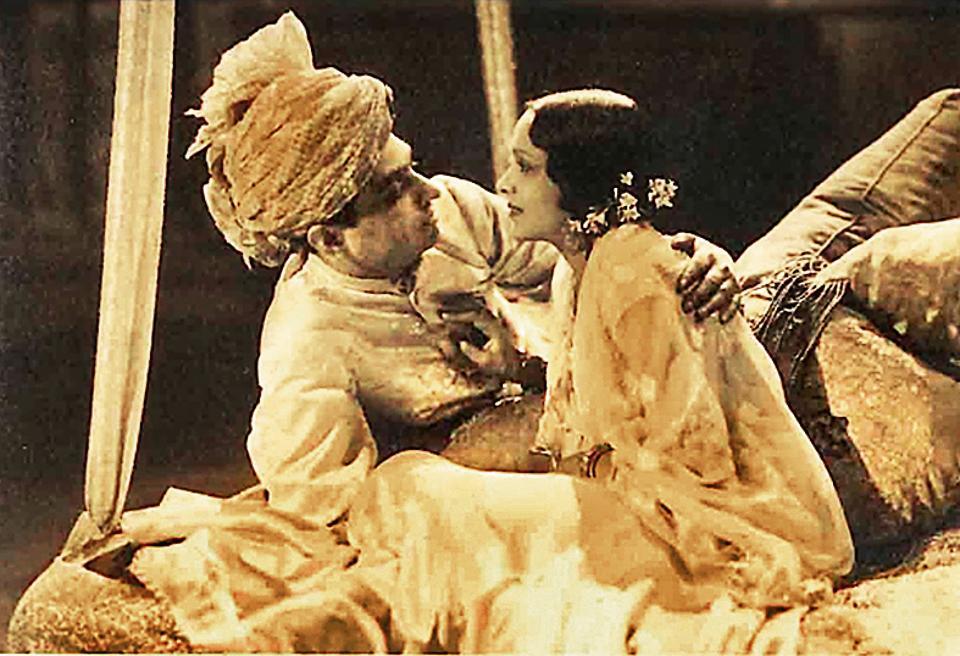 Himanshu Rai,Bombay Talkies,Devika Rani