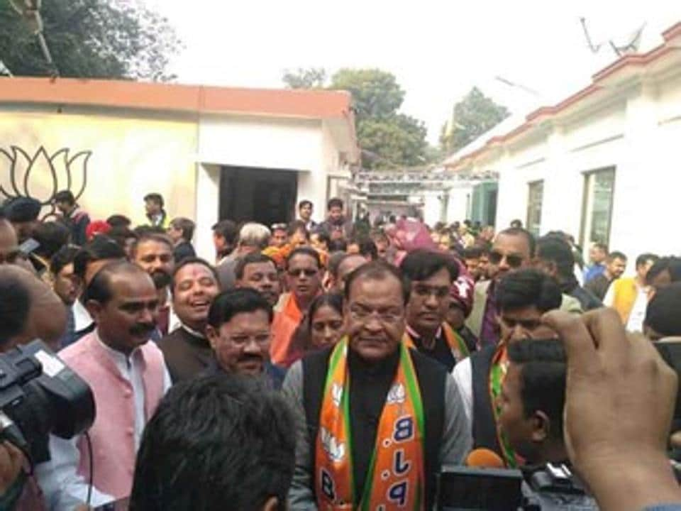 Former minister Yashpal Arya is facing trouble in his constituency as most of the BJP workers there refused to work for him.