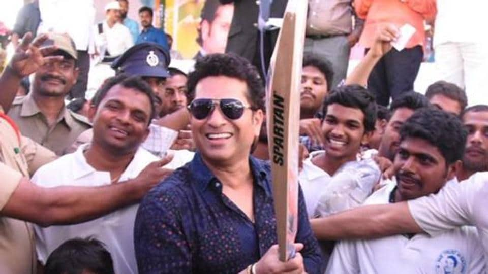 Tendulkar has sanctioned over Rs 4 crore from his MPLAD fund for development of Donja in Osmanabad.