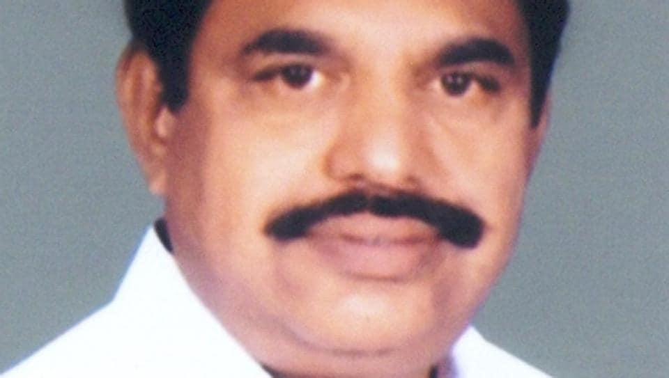 Edapaddi Kalaniswami is Sasikala's nominee for Tamil Nadu chief minister.