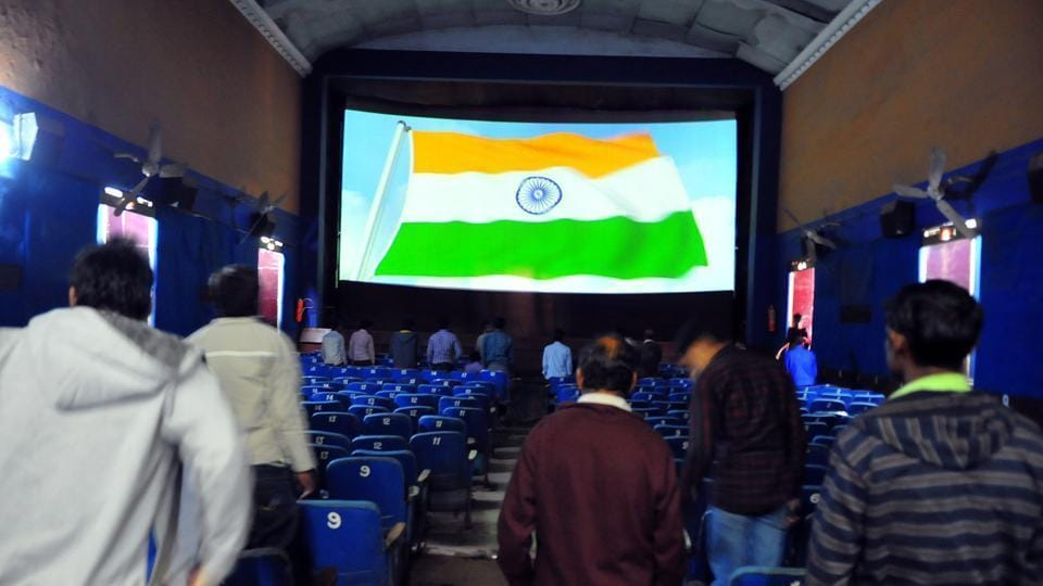 People need not stand up for National Anthem in cinema halls