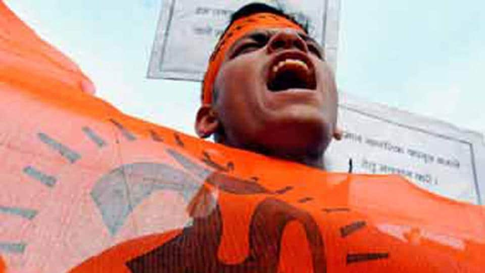 """VHP onTuesday came out in support of Union Minister Kiren Rijiju over his remarks on """"declining Hindu population""""."""