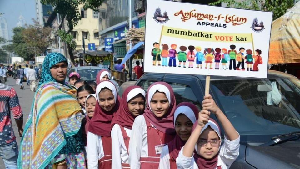 BMC polls,Mumbai,Schools
