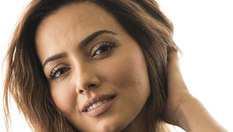 Actor Sana Khan says it's unfair to judge actors based on the  characters they play in films.