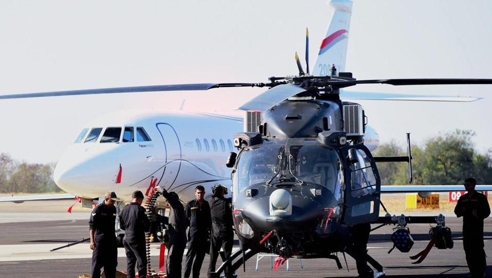 Aero India-2017,Make in India,Weapons