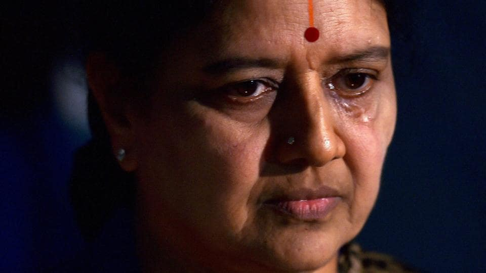 AIADMK general secretary VK Sasikala will be jailed for four years.