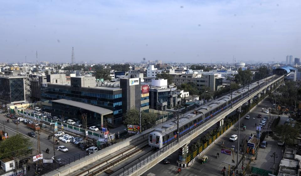Noida authority had allotted 1,11,610 square metres of land in Sector 85 to Infosys on June 5, 2014.
