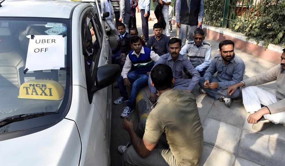 Ola cabs Delhi