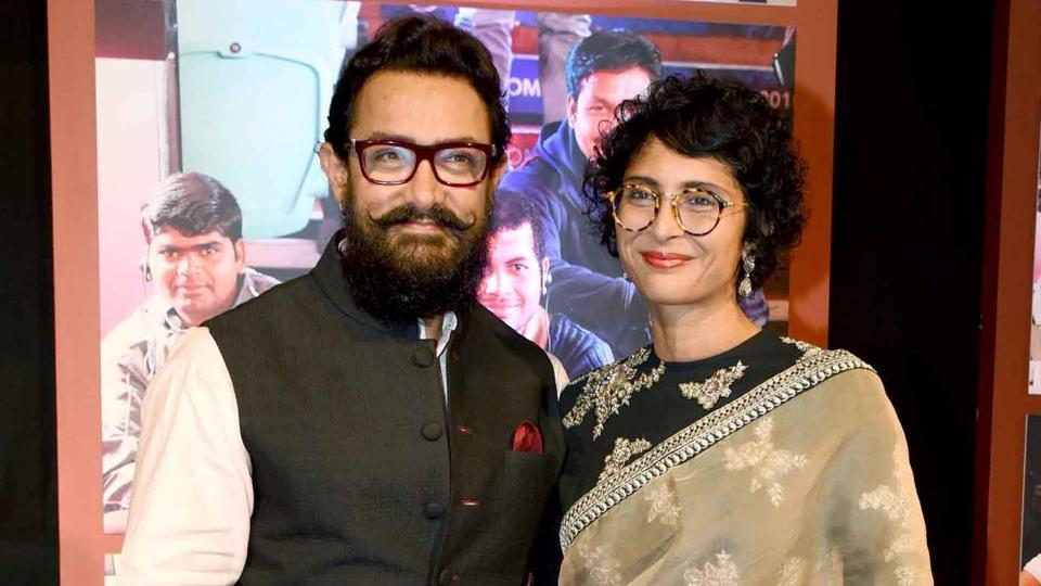 Rumours are rife that Aamir Khan will collaborate with his wife, Kiran Rao in her next film.