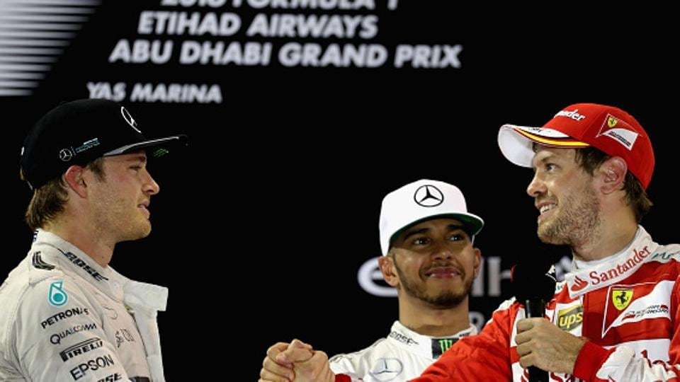 Mercedes F1 team would have a dream line-up if they rope in Sebastian Vettel for the 2018 season to drive alongside Lewis Hamilton. Formula One champion Nico Rosberg, a frontrunner for the Laureus Breakthrough of the Year award, feels that's the logical move for his former team.