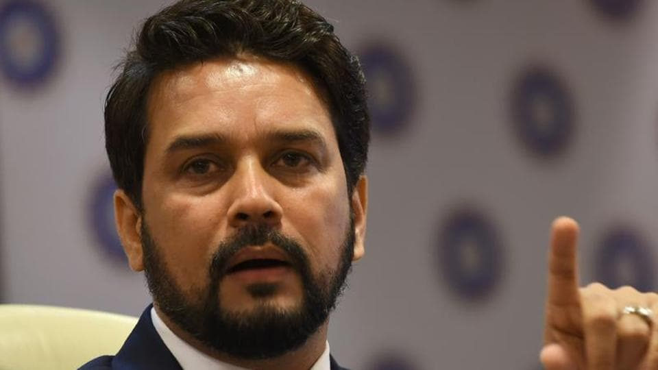 Anurag Thakur is facing perjury charges in the Supreme Court.