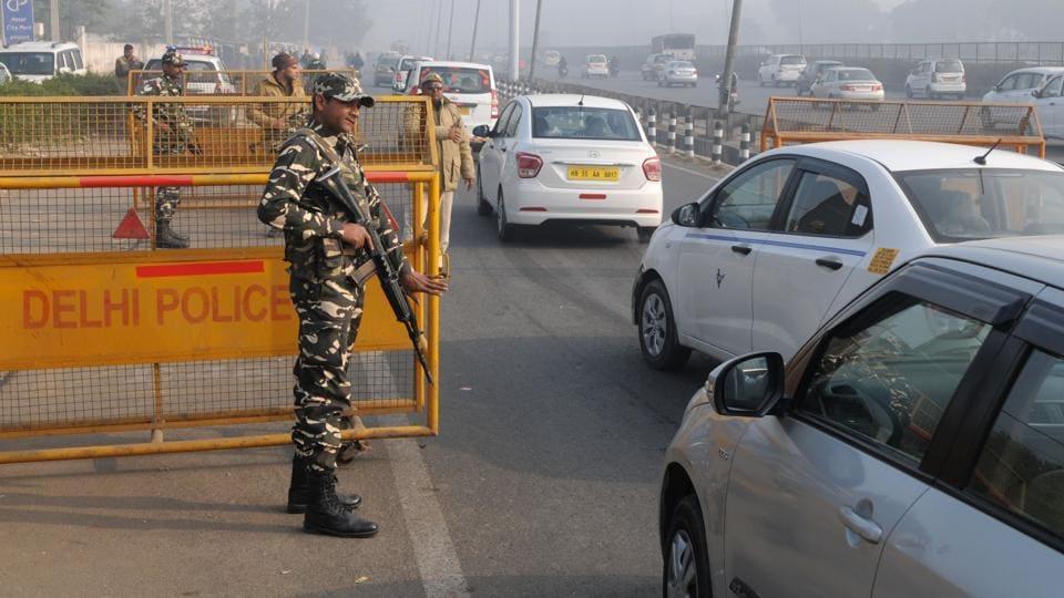 Beef,Delhi Police,Keshav Puram
