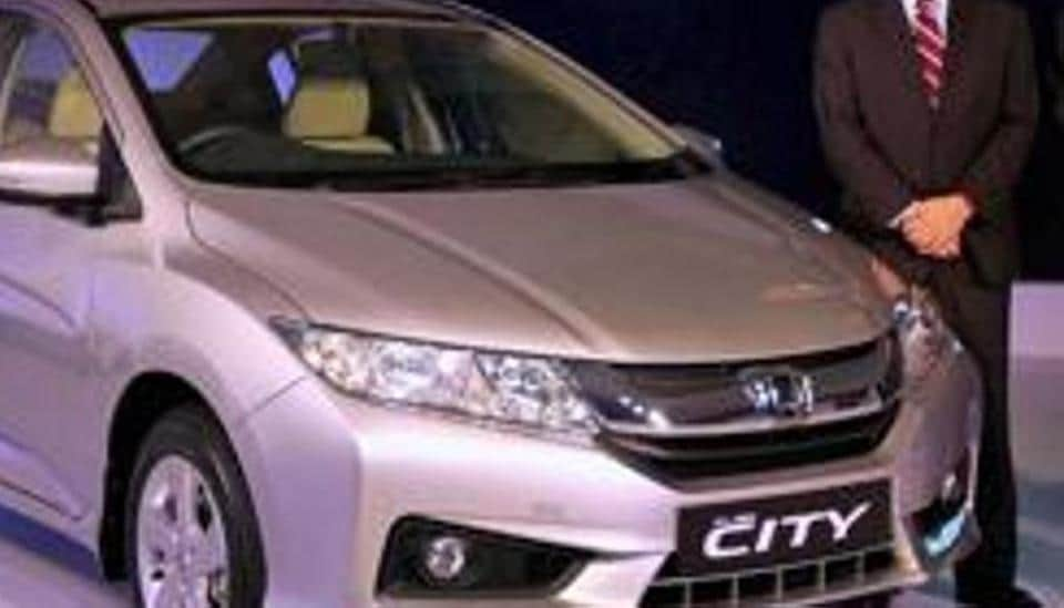 Japanese auto major Honda today launched the new upgraded version of its best selling sedan City, on Tuesday.