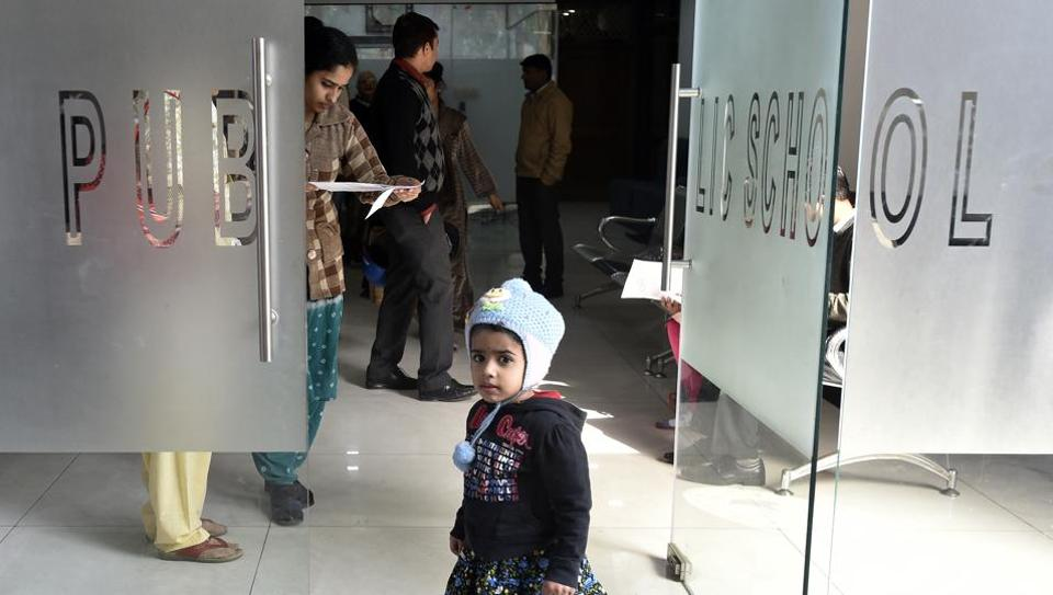 Nursery admission,Delhi schools,Nursery schools