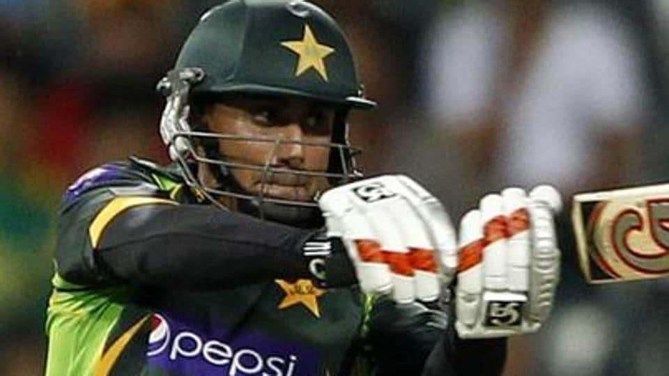Nasir Jamshed was arrested in connection to the Pakistan Super League spot-fixing investigation.