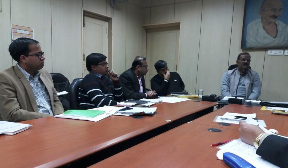 The move came to fore after a meeting was held by Disaster Management Cell with district magistrate NP Singh late Tuesday evening.