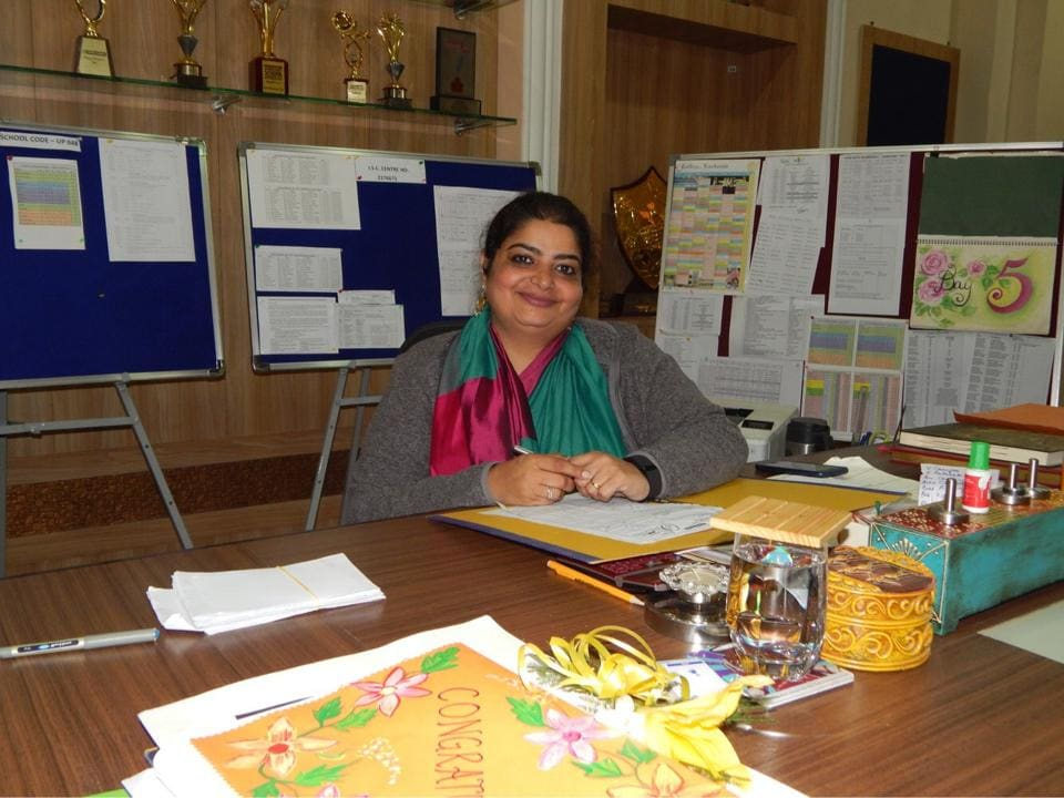 La Martiniere Girls College,New principal,Aashrita Dass