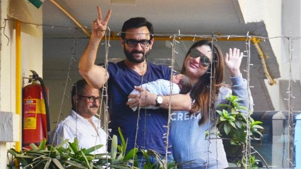Taimur Ali Khan was born on December 20, 2016.