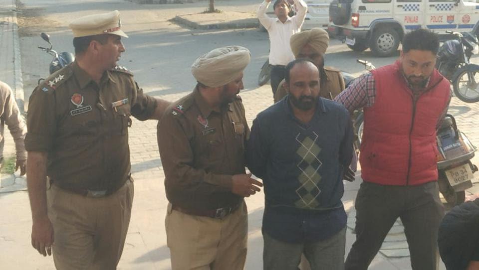 Nabha jailbreak,Moga,gun seller