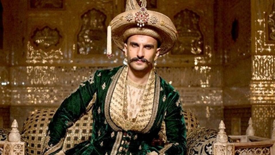 Ranveer Singh is working on his third film with Sanjay Leela Bhansali, Padmavati.