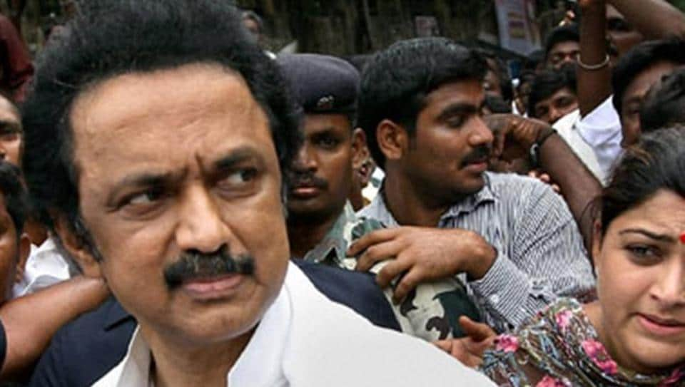 M K Stalin on Wednesday claimed a government led by either O Panneerselvam or any AIADMK nominee would not be stable.