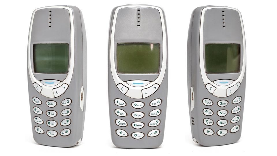 The iconic Nokia 3310 may be making a comeback.