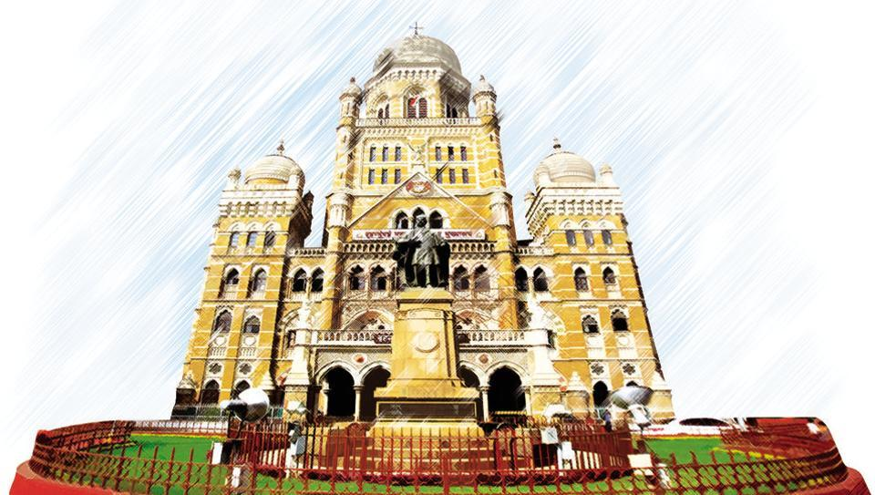 For the first time in the past two decades, all major political parties are contesting the elections for the country's richest civic body — Brihanmumbai Municipal Corporation — separately.