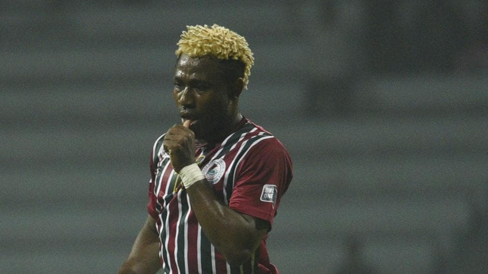 Mohun Bagan's Sony Norde is doubtful for Wednesday's I-League match against Mumbai FC due to a knee pain.