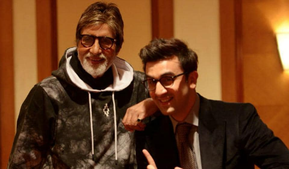 Amitabh Bachchan and Ranbir Kapoor will be seen together for the first time in Ayan Mukherji's Dragon.