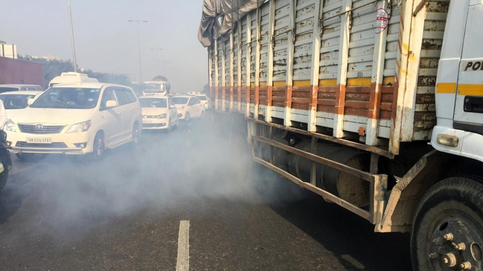 Vehicular emission is one of the main reasons for the poor air quality in Delhi-NCR.