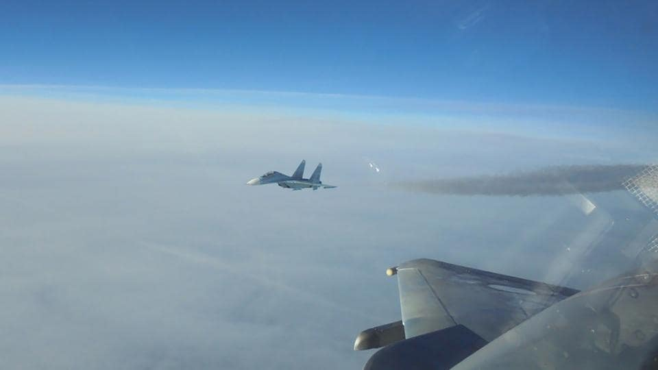 Russian military aircraft,Russian jets,US Navy