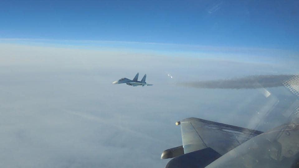 Russian military aircraft