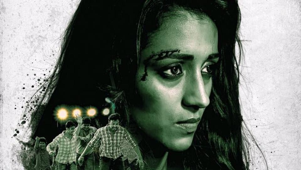 Garjanai first look,Trisha Krishnan,NH10