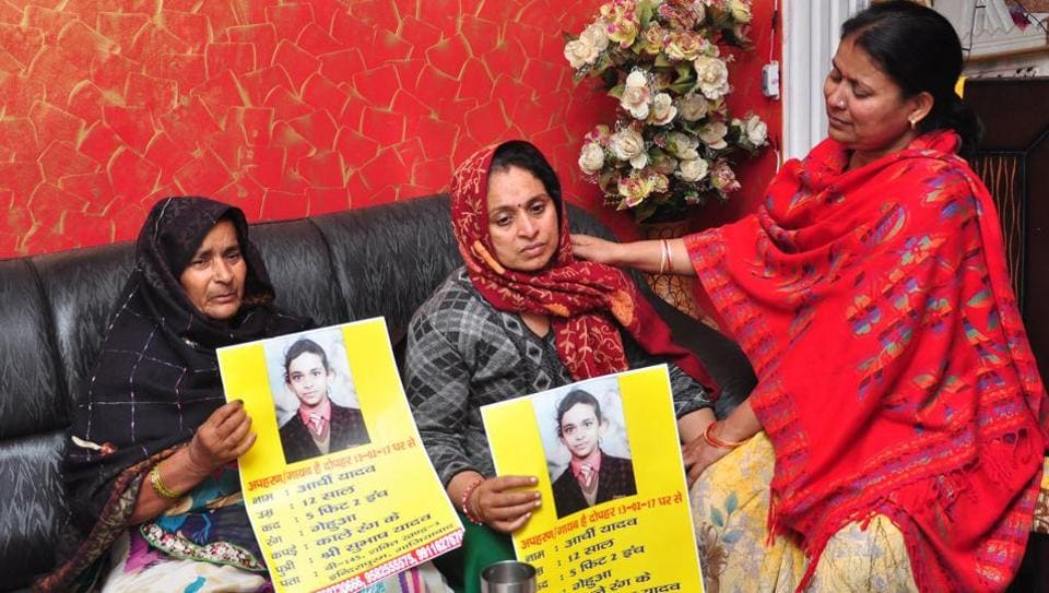 The police said that they have roped in several teams and even the crime branch to search the entire NCR. Meanwhile. family members have made posters to help find the child.