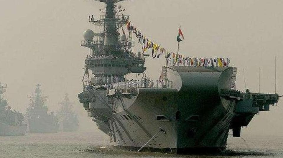 INS Viraat,World's Oldest Aircraft Carrier,Guinness World Records