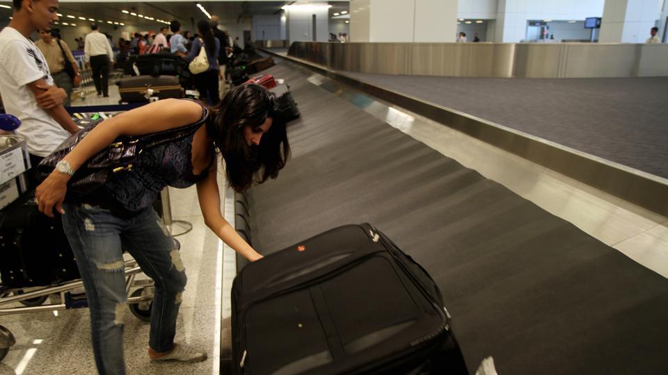 CISF,Delhi airport,Airport baggage