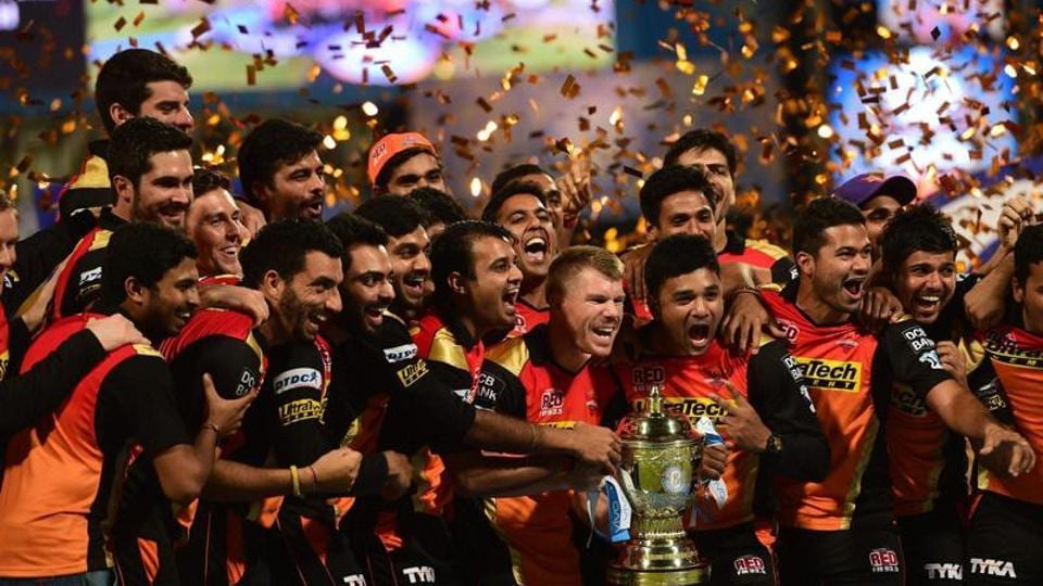Sunrisers Hyderabad are the defending champions of Indian Premier League 2016.
