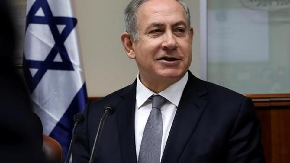 Israeli Prime Minister Benjamin Netanyahu is visiting the US and is slated to have talks with USPresident Trump. The White House has said that the US will no longer seek a two-state solution to the Israel-Palestinian conflict.
