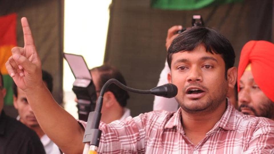 Kanhaiya Kumar,JNU,JNUSU
